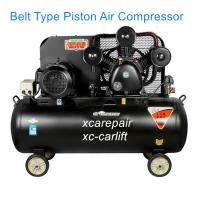 China Tire Repair Tools Cheap Cost Air Compressing Machine Hot Selling Belt Type Piston Air Compressor 110L wholesale