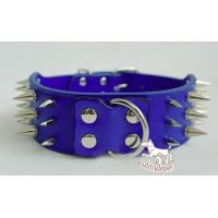 China Studded dog collar, for big dogs, fashion and popular wholesale