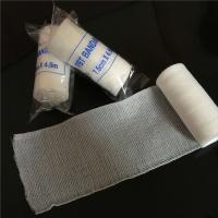 China PBT Disposable Medical Device Cohesive Elastic Adhesive Bandage For Surgical Nursing wholesale