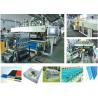 China PP PET PVC Plastic Film Extrusion Machine, PVC Profile Extrusion MachineABB Motor wholesale