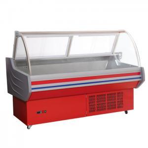 China Deli Counter Display Panasonic Compressor , Deli Refrigeration Equipment wholesale