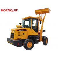 Buy cheap 1 Ton Loading Small Articulated Wheel Loader 916 Mini Construction Equipment from wholesalers