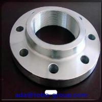 Quality B16.5 ANSI Flange ASME B16.47 Forged Steel Flanges W / N A182 F304 DIN2632 PN10 for sale