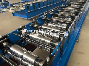 China PPGI 0.3mm 10m/Min Gutter Roll Forming Machine wholesale
