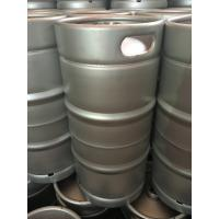 China US Standard 30 Litre Beer Keg With Micro Matic Stem wholesale