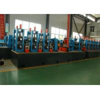 Buy cheap Welding Steel ERW Tube Mill Friction Saw Cutting Max 50m/Min Speed from wholesalers