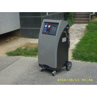 Quality Automatic Car AC Recycling Machine / Auto Refrigerant Recovery Machine with for sale