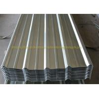 China Warehouse Color Coated Roofing Sheets Corrugated Metal House Roofing wholesale