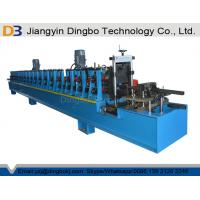 China Perforated Metal Uni Strut Channel Roll Forming Machine for CU Solar Mounting Frame on sale
