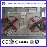 China WPA100 PE Pipe Winding Machine 40m/min 10N M SPS-32 Double SC 50×75 on sale