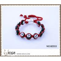China Hot Selling Handmade Bracelet with crystal BZ033 wholesale