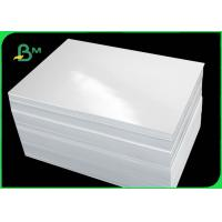 China 115GSM 120GSM Gloss Art Paper For High Speed Inkjet Printing 13 * 19 Inch wholesale