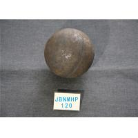 China Grinding Media Hot Rolling Steel Balls For Cement Plant and Mine ( Dia 20mm - 120mm ) wholesale