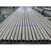 China Bright Annealed Stainless Steel Tubing DIN 17458 EN10216-5 TC 1 D4 / T3 1.4301/1.4307 25.4 X 2.11 X 6096 MM wholesale