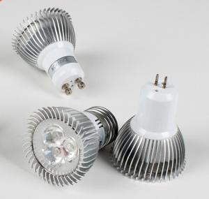 China 3W LED Spot Light MR16 base Epistar 3 pcs 1W wholesale