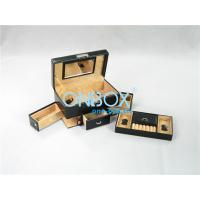 Quality Elegant Handicraft Luxury Jewelry Packaging Boxes For Women / Men for sale