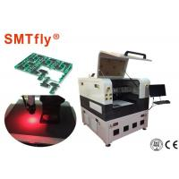 Quality 15W 355nm Laser PCB Depaneling Machine / CNC Laser Cutting Machine Energy Saving for sale