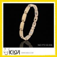 Quality fashion tungesten steel bracelet for sale