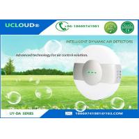 Buy cheap Integrated Wall Mounted Air Quality Monitor For Home Formaldehyde And Pm 2.5 from wholesalers