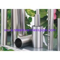 China ASTM A249 / A249M TP304L TP316L TP304 Stainless Steel Heat Exchanger tube Bright Annealed  Welded Tube  38.1*1.2*3000mm wholesale
