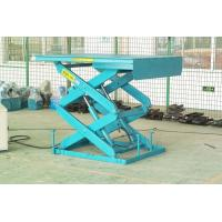 China 1500mm lifting height stationary aerial scissor lift 3Kw with 1000kg capacity wholesale