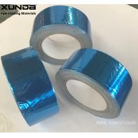 Buy cheap Blue Aluminium Lamination Butyl Flashing Tape For Construction 50mm-800mm Width from wholesalers