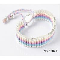 China New design Fashion Jewelry Handmade Beaded Bracelet wholesale