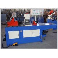 China Single Head Exhaust Pipe Forming Machine , Gd60 Tube End Forming Equipment wholesale