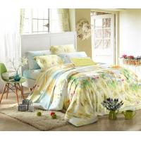 China Queen Size / Full Size Home Bedding Comforter Sets 100 Percent Cotton Fabric wholesale