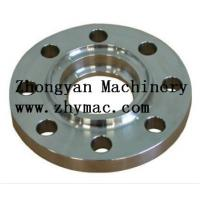 China ANSI forged stainless steel pipe flange on sale