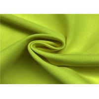China Breathable Taslon Fabric , Soft Elastic Polyester Ripstop Fabric For Outdoor Wear wholesale