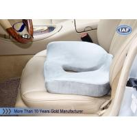 China Donut Design Memory Foam Cushion For Car Seat Self Heating Holding Warm Air Within on sale