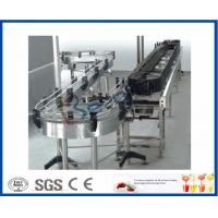 China Small Scale Milk Processing Equipment For Tunnel Continuous Pasteurization Process on sale