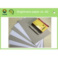 China Mixed Pulp Recycle Coated Board Paper Carton Board Packaging Grade AA wholesale
