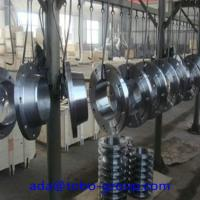 China Nonstandard Stainless Steel 2507 WNRF Flange Forgings Flanges And Fittings wholesale