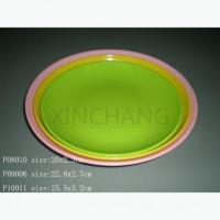 China Melamine Round Dinner Plate /Snack Plate/Platter/Tray (P08010+P09006+P10011) wholesale