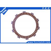 Quality Motorcycle Paper Based Honda Clutch Plate Brown Color CBR1000RR 22201-MAV-000 for sale