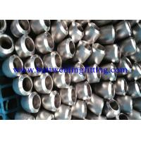China But Weld Fittings, Duplex Stainless Steel Elbow LR/SR , ASTM B815 UNS S31803 / S32205 / S32750 / 32760 wholesale