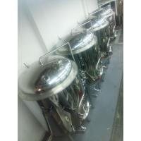 China 30L - 5000L Beer Brewing Equipment , Double Head Home Brewing Equipment on sale