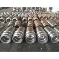 China Hot Forged 42CrMo4 4140 1.7225 SCM440 Forged Shaft Step Hollow Shaft  / Gear Blnaks wholesale