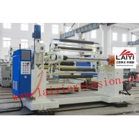 China Plastic Film Lamination Machine Parts / Double Station Rewinder For Packaging wholesale