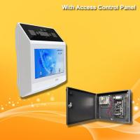 China Dual Eyes Scanning Iris Access Control System TFT Touch Screen With Large Memory wholesale