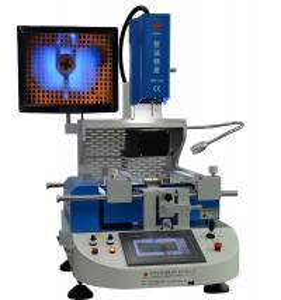 China infrared bga soldering stations wds620welding machine and bga reballing kit stencils wholesale