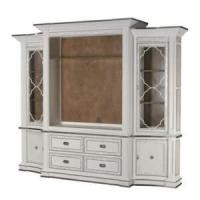 China White Luxury TV Cabinet wholesale
