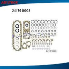 China 628112016 / 2417010003 DELPHI Common Rail Injector Repair Kits metal material wholesale