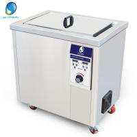 China 100L 28Khz Automatic Industrial Ultrasonic Cleaner degreasing Circular Saw Blade Sharpener wholesale