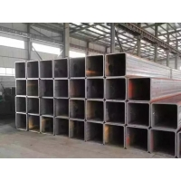 China EN10129 Cold Formed Hollow Section Steel Tube/Galvanized SHS RHS Hollow Section Steel Pipe/ carbon steel pipe/tube wholesale