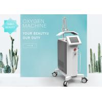 Buy cheap Skin Whitening Acne Removal Multifunction Water Oxygen With RF Head Beauty from wholesalers