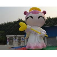 China Lovely Inflatable Cartoon Characters wholesale