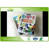 China Professional Printing Hardcover Personalised Childrens Books for Children / Toddlers on sale